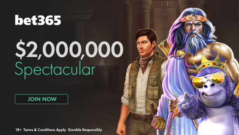 The $2,000,000 Spectacular Promotion Continues at bet365