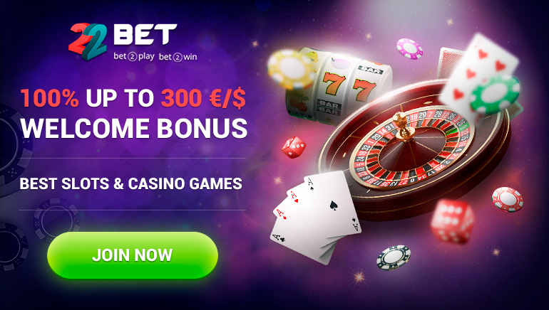 22BET Casino's Ever-expanding Collection of Games
