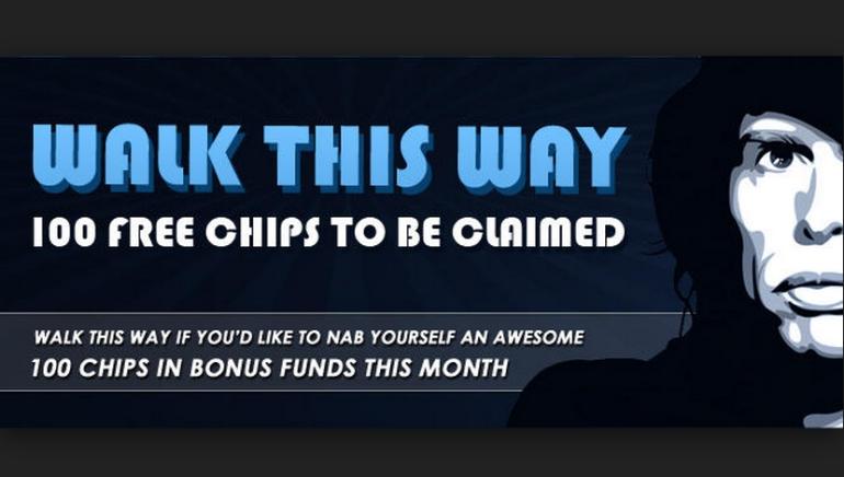 "BETAT Casino Presents ""Walk This Way"" Promotion"
