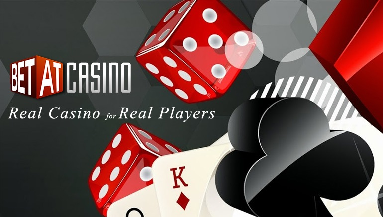 Exclusive Welcome Offer at BETAT Casino