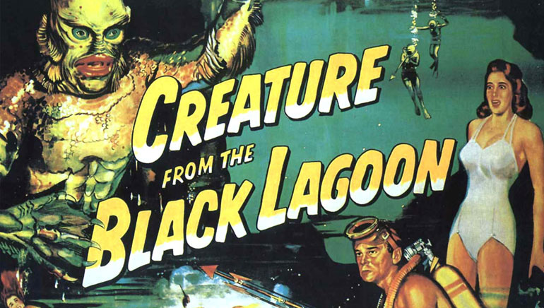 The Creature from the Black Lagoon Has Arrived at Monte-Carlo Casino