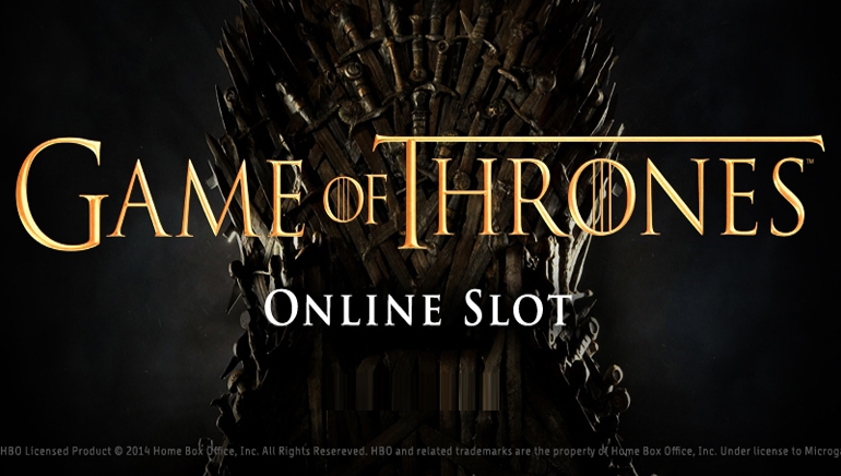 Game of Thrones Slot is at Jackpot City Casino