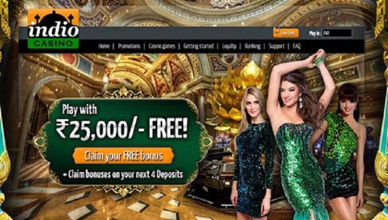 Massive Bonus Offers For New Indio Casino Players