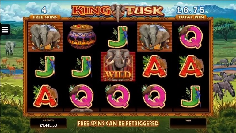 Explore a World of Slots at Spin Palace Casino