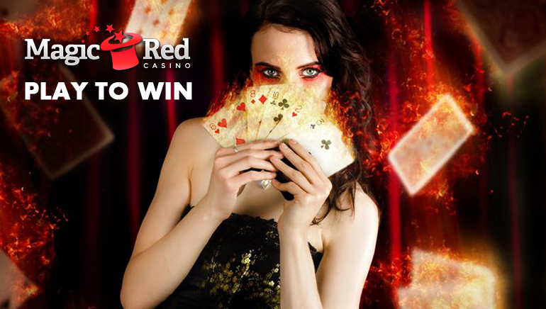 2 of Our Favourite Deals at Magic Red Casino