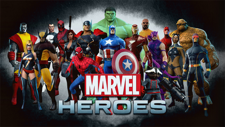 All-Action Superhero Gaming with Excellent Marvel Slots