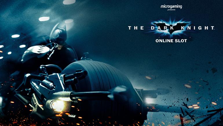 Win £250 Free to Play the Dark Knight Slot