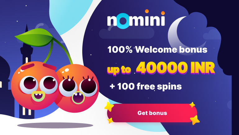 Big Welcome Bonus At Nomini Casino