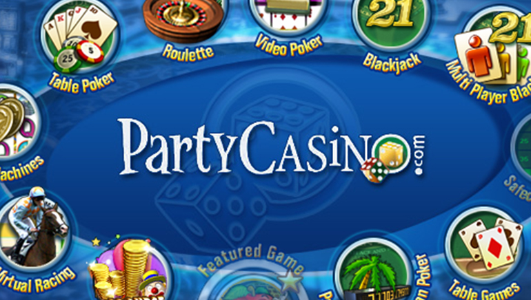 PartyCasino Offers $3000 Welcome Bonus