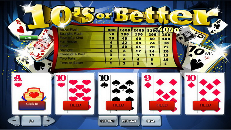 Online Video Poker